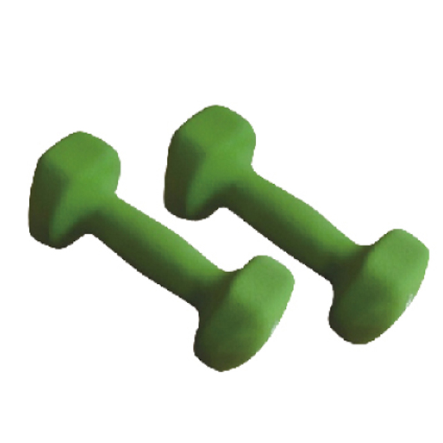 Sidelong End Neoprence Dumbbell